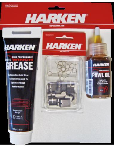Kit de mantenimiento Winches Harken