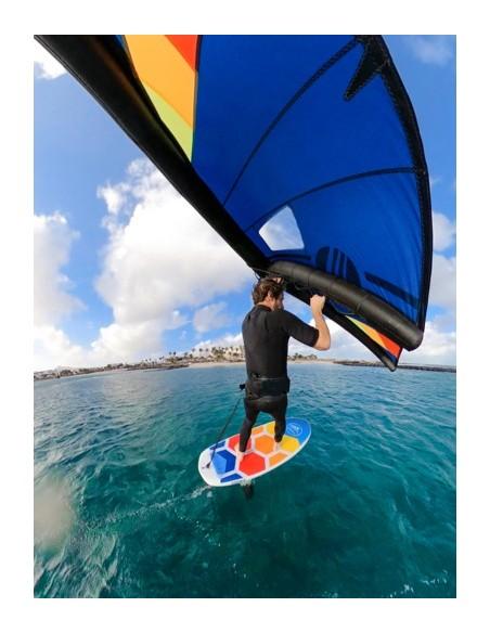 El SKY RIDER 6'3 + S-Foil + Wing Pack