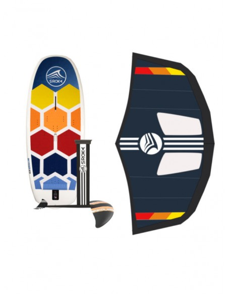 SKY RIDER 6'3 + S-Foil + Wing Pack