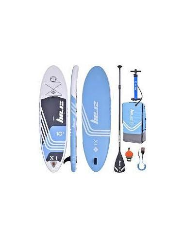 """Stand Up paddle hinchable ZRAY X1 10.2"""" modelo 2021 Tienda náutica Marine Expo"""