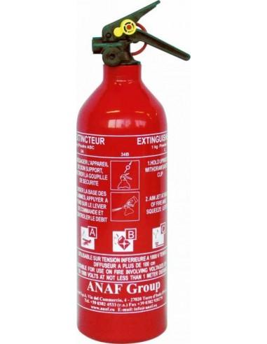 Extintor de Pólvora ABC