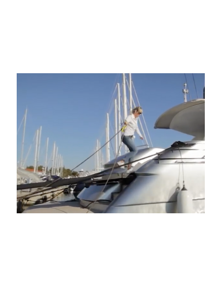 Bichero para barco - Guías de muerto Marine Expo  -USHIP Alicante