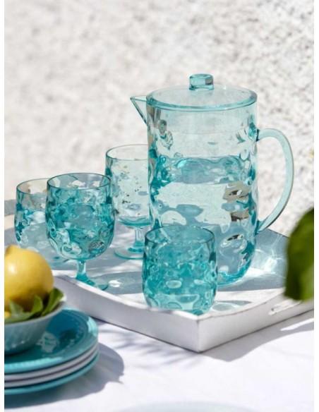 La jarra de agua Moon está fabricada en MS