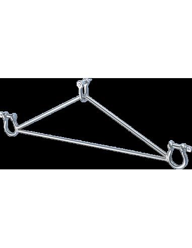 Soporte Triangular Para Pasarela - USHIP Alicante - Tienda náutica
