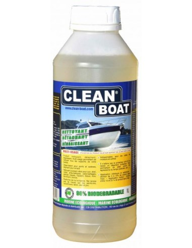 Clean Boat Multiusos barco - USHIP Alicante