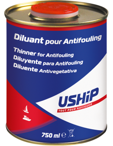 Disolvente Antifouling USHIP - USHIP Alicante