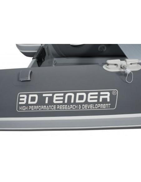 Neumática Auxiliar Semirrígida 3D Tender ultimate RIB 320  - USHIP Alicante
