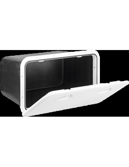 Registro rectangular top Line con caja - USHIP Alicante