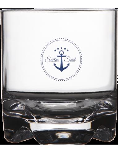 Cristalería Sintética, Vaso Sailor - USHIP Alicante