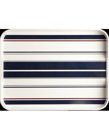 Vajilla Náutica Monaco bandeja rectangular - USHIP Alicante