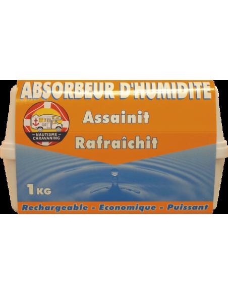 Deshumidificador Absorbente de humedad - USHIP Alicante