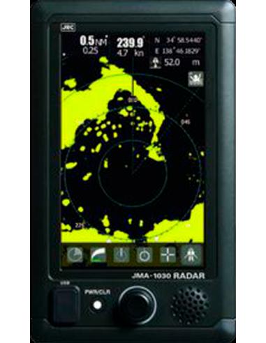 Radar táctil JRC - JMA -1032 - USHIP Alicante