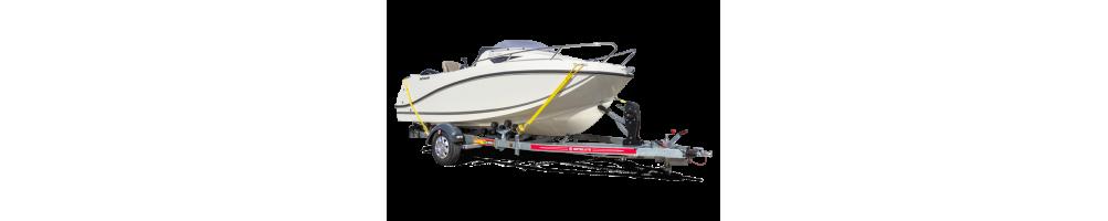 Sistema de amarre QuickFlex transporte de barcos