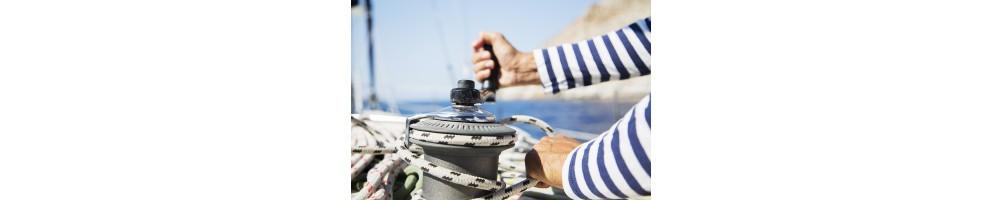 Accesorios y acastillaje | Tienda náutica | Marine Expo